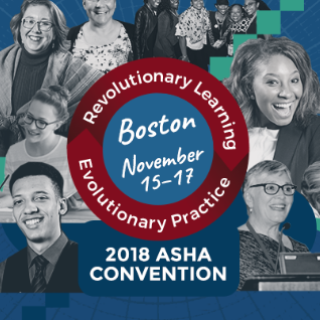ASHA Convention 2018