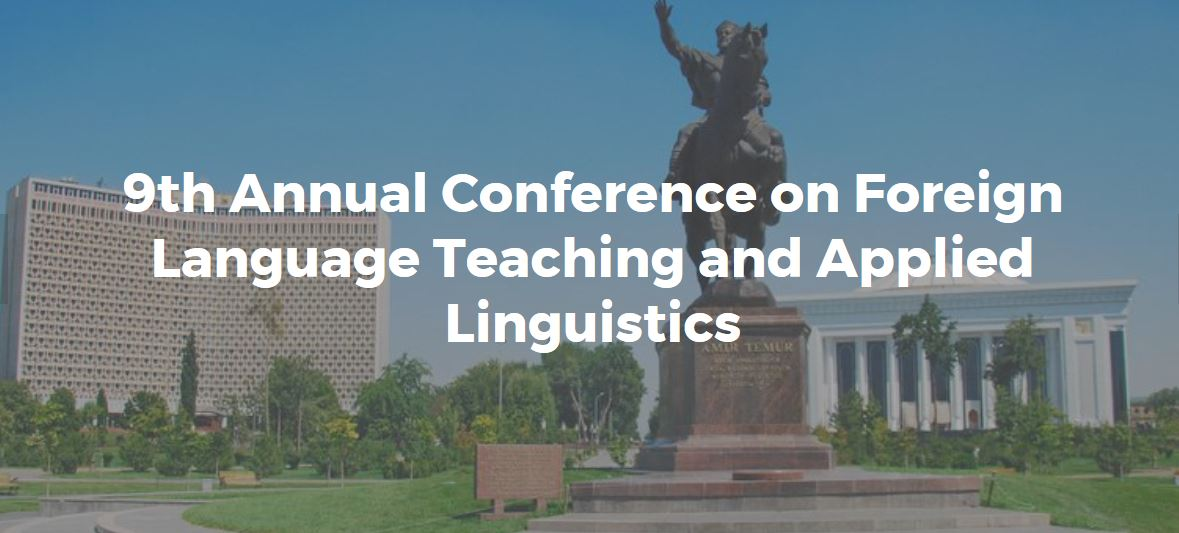 FLTAL 2019 – 9th Annual Conference on Foreign Language Teaching and Applied Linguistics